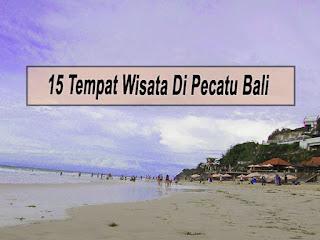 Inilah 15 Tempat Wisata Di Pecatu Bali