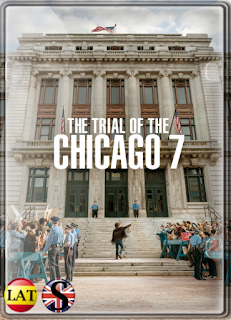 El Juicio de los 7 de Chicago (2020) WEB-DL 720P LATINO/INGLES