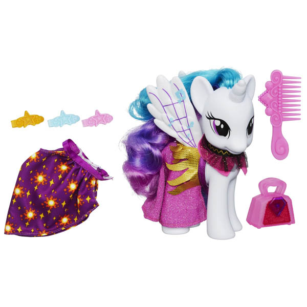 Mlp Through The Mirror Brushables Mlp Merch