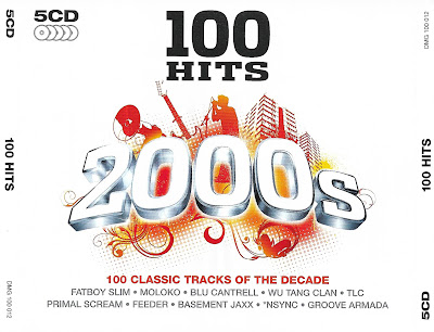 VA – 100 HITS 2000s [5CD] (2008) MP3