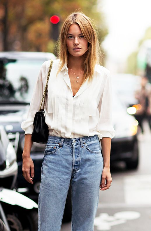 Camille Rowe's Best Personal Style Moments