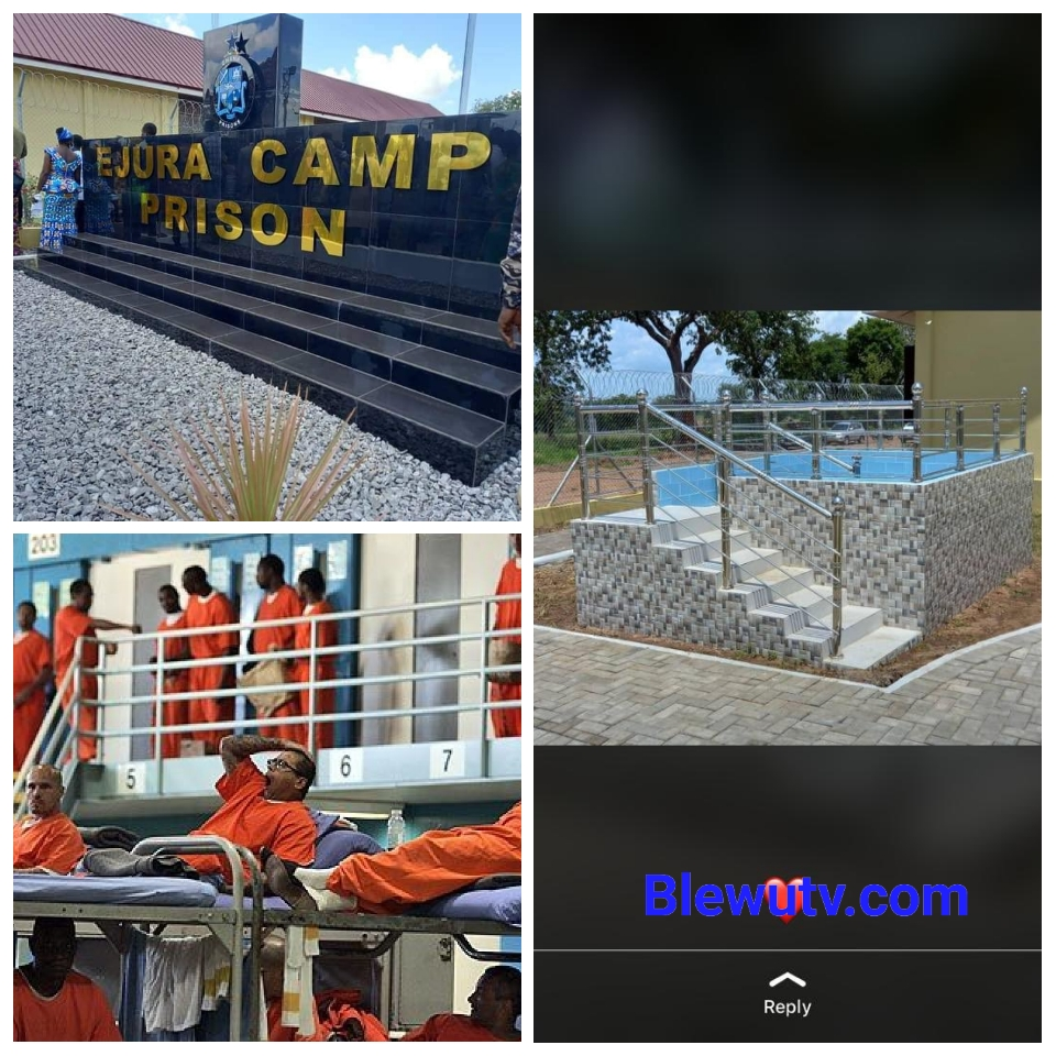 The Church of Pentecost has built a prison with ultra-modern facilities (Pictures)