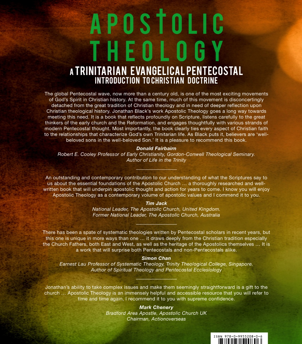 The Book - Apostolic Theology