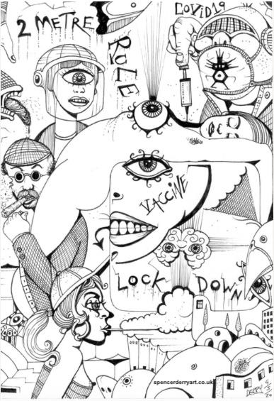 Affordable Artworks, Illustrations by Artist Spencer J. Derry