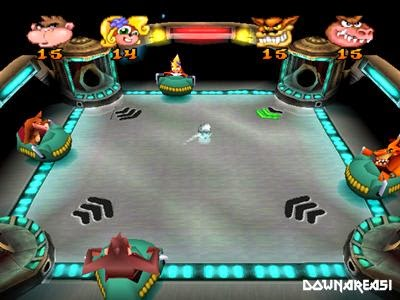 Crash Bash ISO PS1 - Download Game PS1 PSP Roms Isos