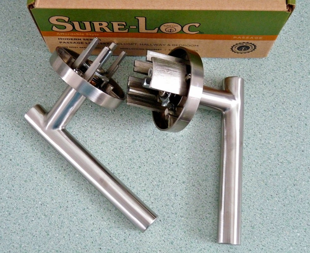 Sure-Loc Juneau Levers