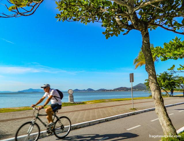 Avenida Beira-Mar Norte, Florianópolis, Santa Catarina