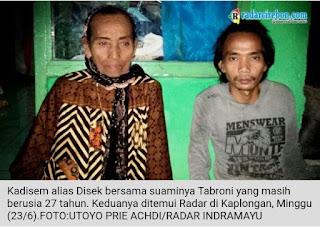 Wow Viral, Pemuda Umur 27 Tahun di Indramayu Menikahi Wanita 72 Tahun