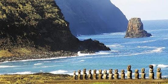 Rapa Nui (Easter Island), Chile.