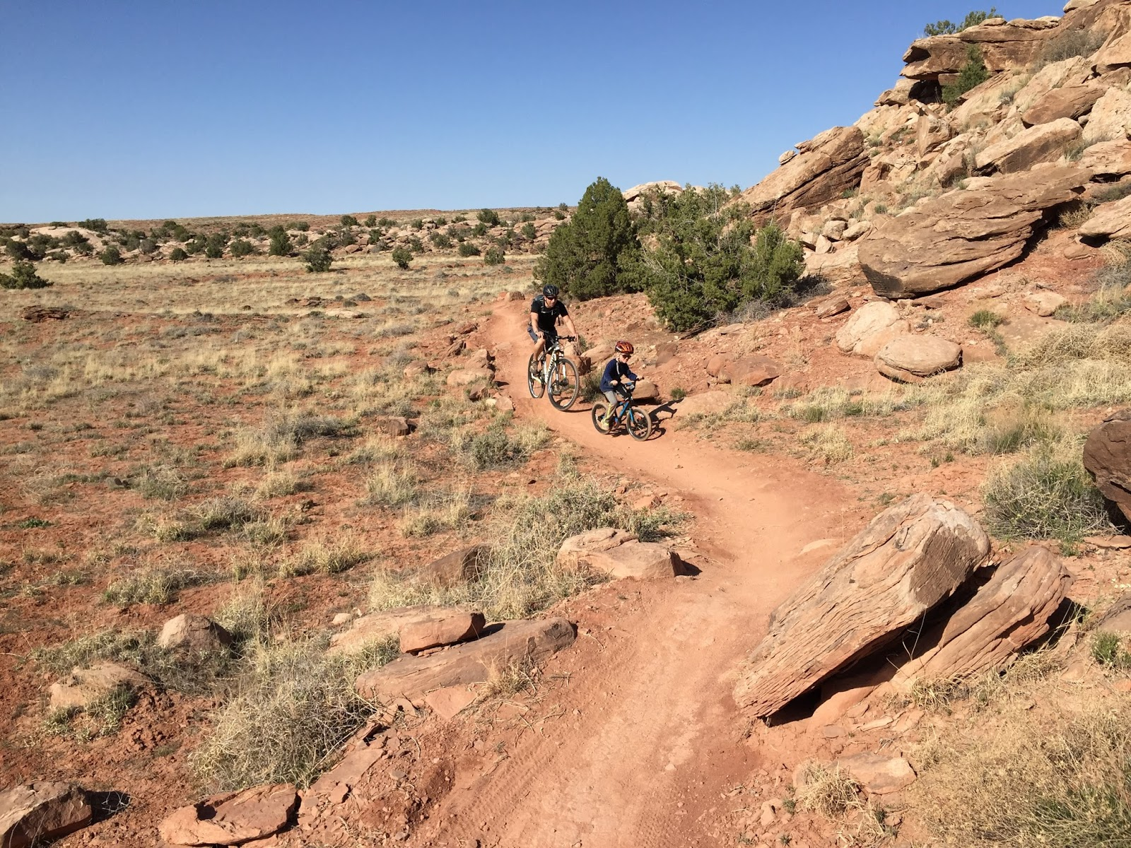 Mommy I Made A Bad Choice Exploring Moab Dead Horse Point