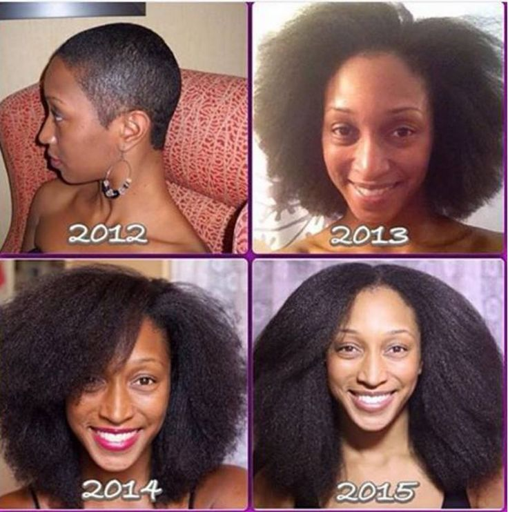 Natural Hair Growth 19