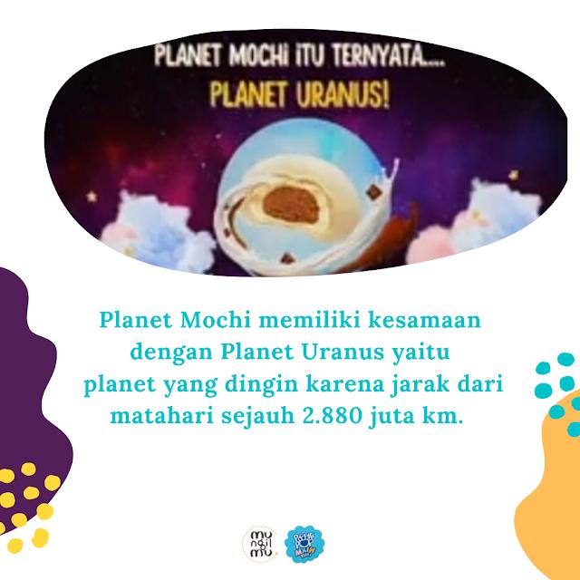 Planet Mochi Uranus