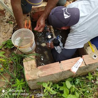 Operação da Casal coíbe furto de água na Bacia Leiteira de Alagoas