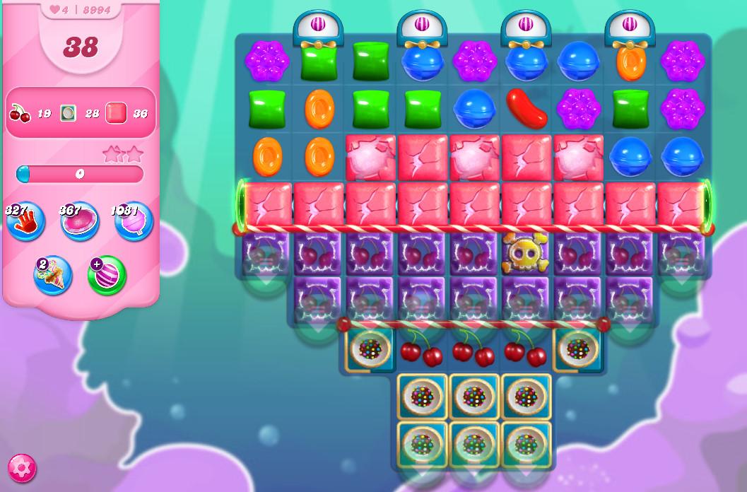 Candy Crush Saga level 8994