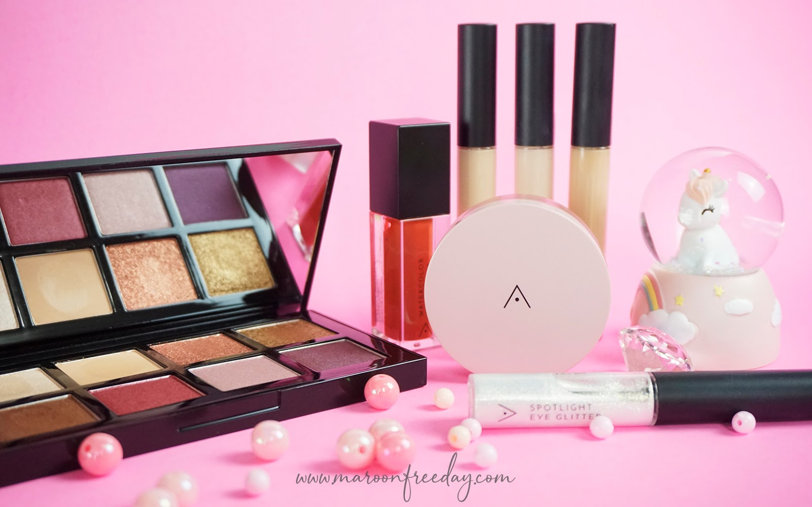 Review Makeup Althea
