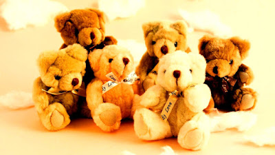 I Love You - Teddy Day Pics
