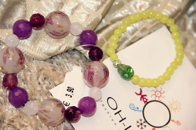 Oh-la-la braxiolia bracelets