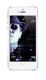 An hacker lurking around to hack a WhatsApp phone