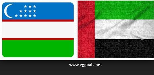 موعد وتوقيت مباراة الامارات واوزباكستان الثلاثاء 14-11-2017 مباراة ودية