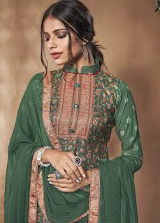 Bipson Kashmiri Queen Pashmina Winter Wear Collection