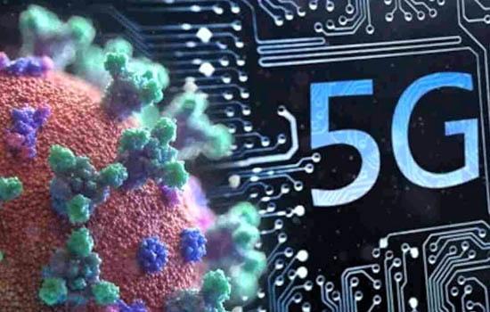 شبكة الجيل الخامس 5g تنقل فايروس كورونا