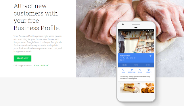 Google launches new Google My Business App.