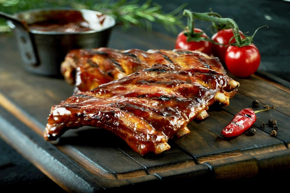Pork Ribs / Domuz Kaburgası
