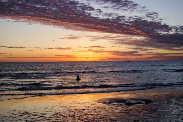 Sunset sur Santa Monica