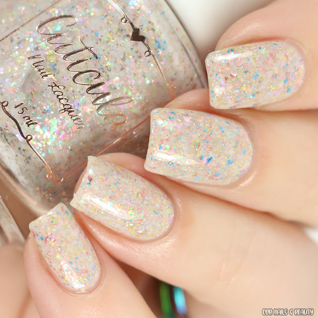 Cuticula Nail Lacquer-My Happy Place