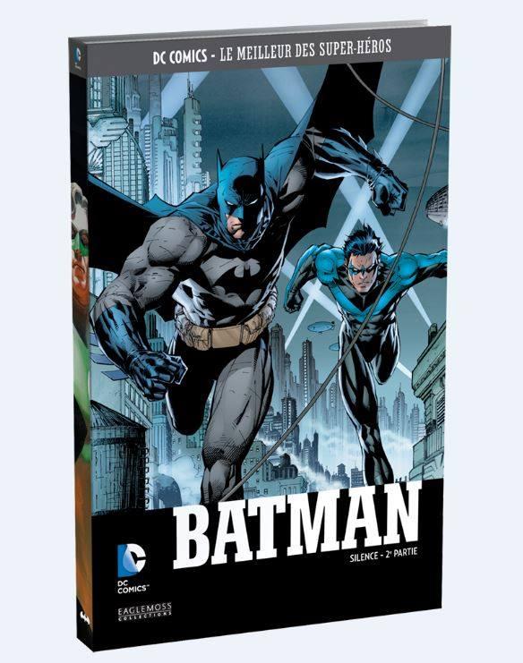 DC COMICS   LE MEILLEUR DES SUPER-HEROS. LA COLLECTION EAGLEMOSS LE 19 AOUT  AVEC BATMAN