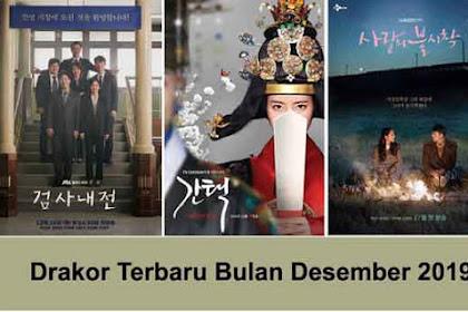 6 Drama Korea Terbaru Bulan Desember 2019