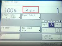 Mengganti Set Default Paper menjadi A4