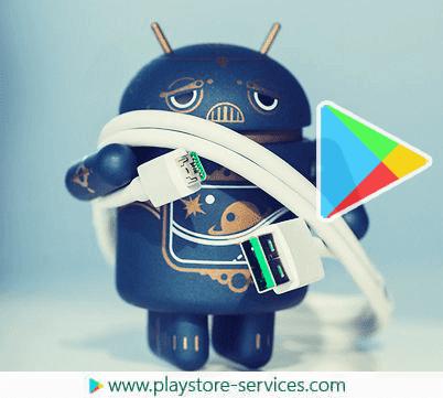 تثبيت متجر Google Play باستخدام جهاز كمبيوتر