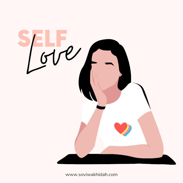 Self Love untuk Kesehatan Mental