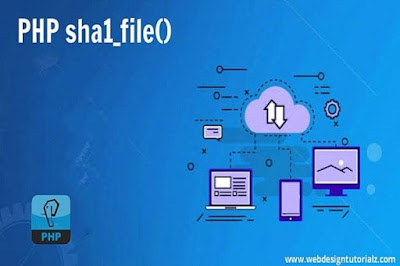 PHP sha1_file() Function