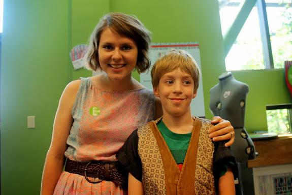 Creativity, Fear, and Fun at the Mini Maker Faire! 7