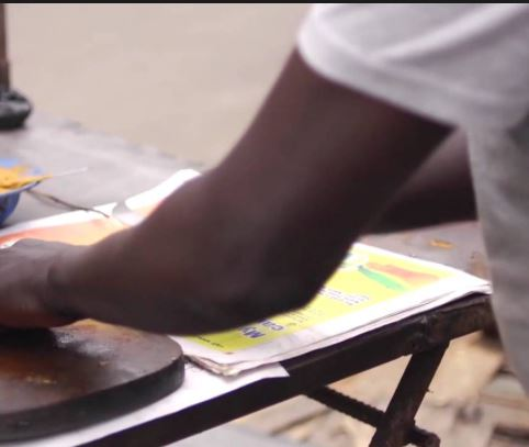 Suya seller arrested while trying to slaughter four-year-old girl