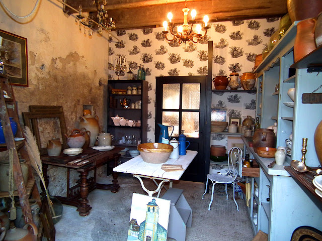 Our French Lifestyle boutique, Charente-Maritime, France. Photo by Loire Valley Time Travel.