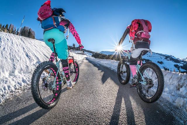 Tipps und Tricks zum Winterbiken