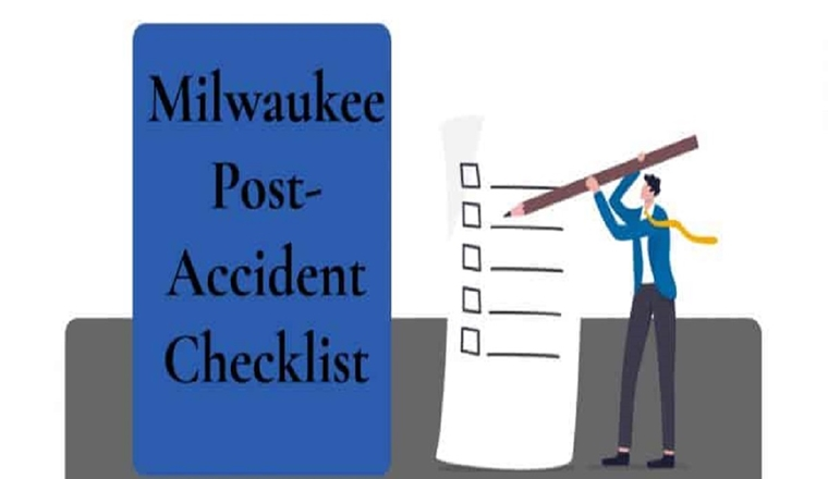 Milwaukee Post-Accident Checklist #infographic