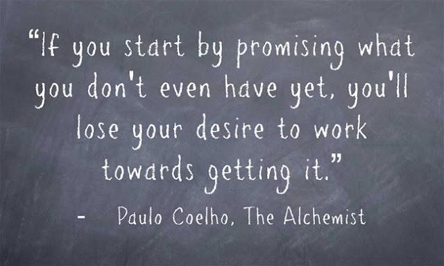 The Alchemist by Paulo Coelho Quotes