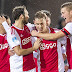 Ajax move to within two points of PSV Eindhoven