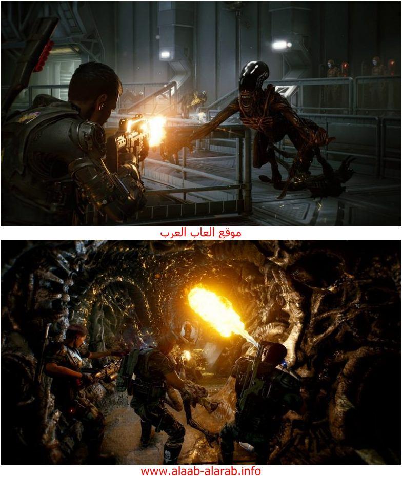 تحميل لعبة Aliens Fireteam Elite للكمبيوتر مجانا