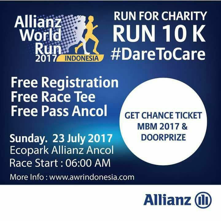 Allianz World Run Indonesia • Challenge 2017