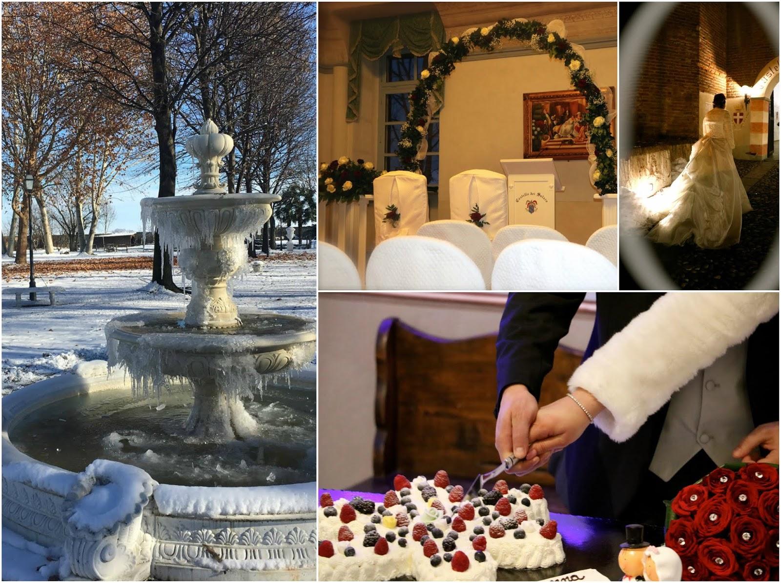 bfcc5ea83330 Il matrimonio invernale può sembrare più semplice da organizzare perché