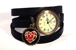 zegarek, prezent dla niej, walentynki