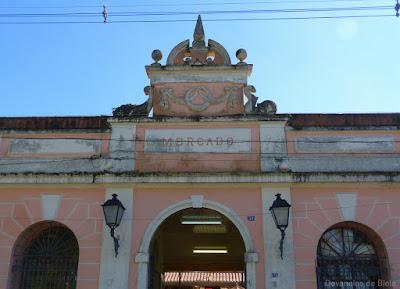 Paranaguá - Turismo histórico - Mercado do Café