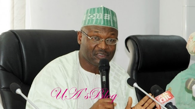 Amina Zakari Is Not Related To The President – INEC Chairman, Yakubu