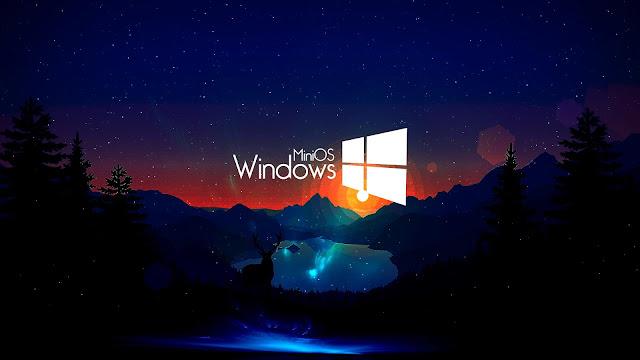 *UPDATE* Windows MiniOS 10 / 2018.03 - El OS del Futuro en el Presente / para pc de pocos recursos 2018.