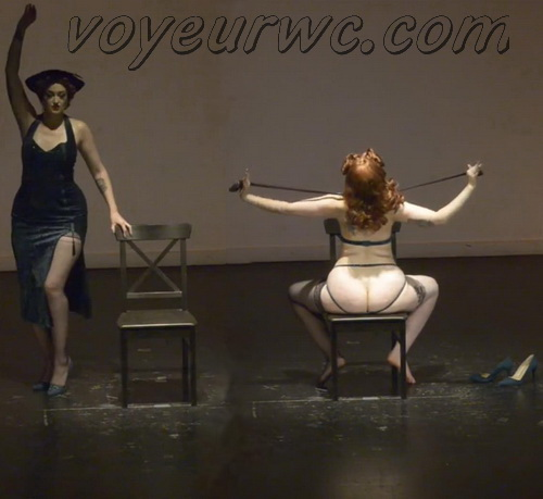 Naked Public Stage live show Theater Art voyeur Nude Teatro dance Nudity ritual body (Naked Theater 31)